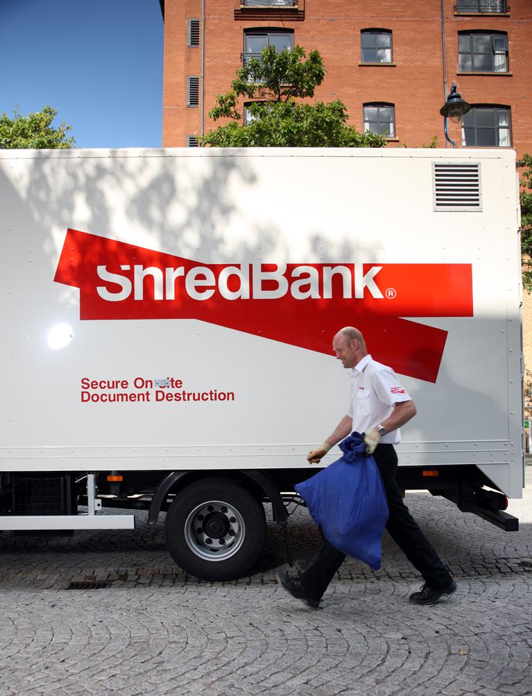 Confidential Shredding Belfast